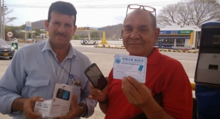 Daniel Gil (izq.) y Héctor Zapata (der.).