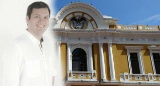 Adolfo Torné es el nuevo alcalde encargado de la Alcaldía de Santa Marta.
