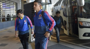 James Rodríguez estará en el partido del martes.