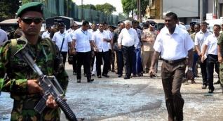 El Ejército hace presencia en las calles.