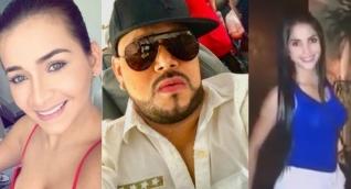 Anny Sarmiento, Yader Romero y Alejandra Quintero