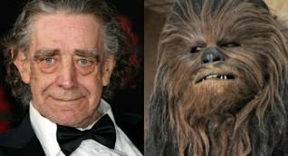 Peter Mayhew, actor que interpretó a Chewbacca