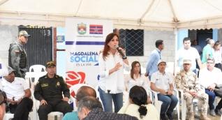 La apertura de los programas técnicos laborales fue realizada en el marco de una jornada de descentralización de la administración departamental.
