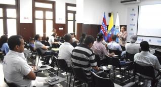 """La administración departamental, a través de la Oficina de Talento Humano, ofreció el seminario """"Manual de Funciones""""."""