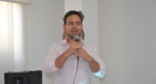 El gerente de la Edus, Dagoberto Ospina.