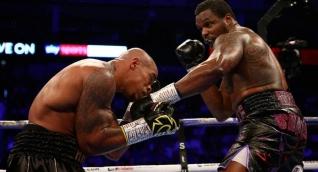 White le ganó a Rivas.