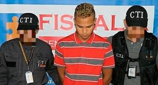 El joven venezolano es sindicado de los delitos de homicidio agravado y hurto calificado agravado