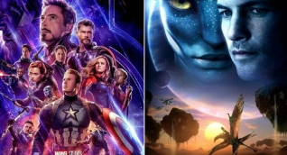 Avengers: endgame' (2019) y 'Avatar (2009).