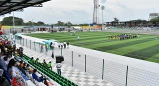 El estadio contará con una capacidad para más de 1.900 espectadores.