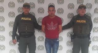 Roimel Alberto Silva Silva, capturado por lesiones personales