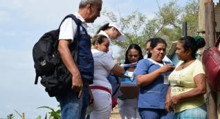 Jornada de Vacunación en el Distrito
