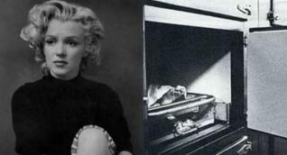 Marilyn Monroe, imagenes de su muerte.