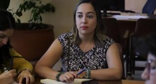 Claudia García ocupó la secretaría de Movilidad hasta este miércoles.
