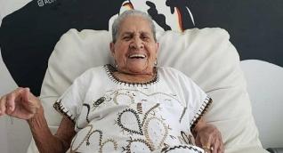 La famosa 'viejita' falleció a los 84 años.