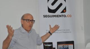 Joaquín José Vives suena para la Registraduría Nacional.