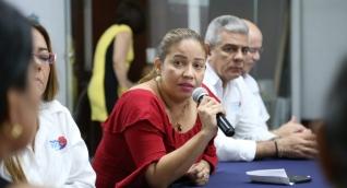 La Gobernación desarrolló una nueva mesa de trabajo del Comité de Justicia Transicional Ordinaria.