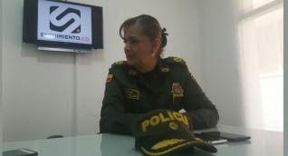 Sandra Vallejos se posesionaría como secretaria de Seguridad este miércoles.