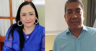 Los diputados Aarón y Noya fueron protagonistas en una nuevo debate en la Asamblea,
