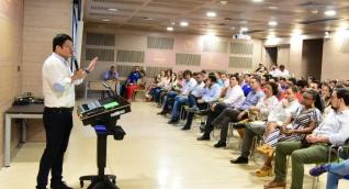 La comunidad administrativa participó en la segunda sesión de 'Diálogos Siembra por Unimagdalena'.