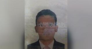 La víctima fue identificada como Martín Emilio Gómez Salazar.