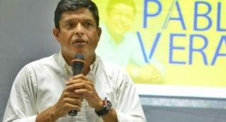 Pablo Vera, rector de la Universidad del Magdalena y candidato a la misma.