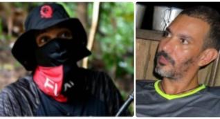 Alias Uriel, cabecilla del ELN, cayó en un operativo de las Fuerzas Militares.