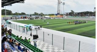 En lo que resta de este año 140 mil millones de pesos invertirán en la construcción de escenarios deportivos.