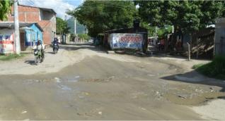 Aguas del Magdalena mejorará vía intervenida por obra de alcantarillado en Riofrío.