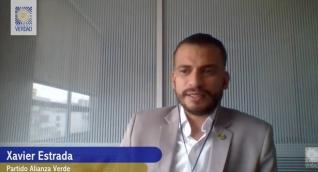 Xavier Estrada habló sobre la represión de las voces alternativas en la política del Cesar.