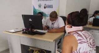Sigue el censo de migrantes en Ciénaga.