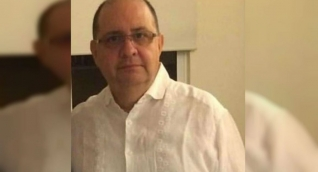Javier De La Hoz, médico herido