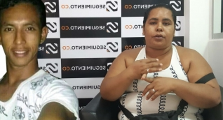 Dairo Antonio Rivera Ortiz (izq) desapareció el 22 de mayo de 2018. Su mamá (der) aún guarda esperanzas de saber qué pasó con él.