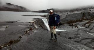 Yamid Alonso Silva Torres, guardaparque asesinado en febrero de 2020 en el Parque Natural El Cocuy.