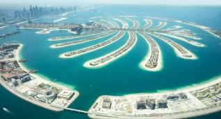 Dubai es una ciudad de Emiratos Árabes