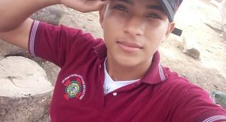 Jhony Torres Bello tiene 17 años, es oriundo del municipio de El Banco Magdalena