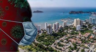 Nuevo caso de coronavirus en Santa Marta.