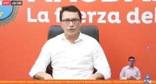 El anuncio lo hizo el gobernador Carlos Caicedo, en un video en vivo.