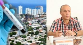 Los dos nuevos casos fueron reportados por el secretario de Salud, Germán Arrieta.
