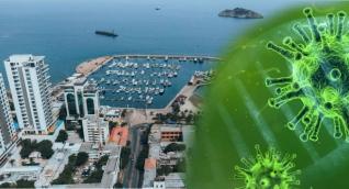 Dos nuevos casos de coronavirus en Santa Marta.