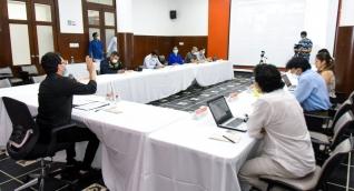 Se planteó hablar con las empresas de Santa Marta, Barranquilla y Ciénaga donde trabajan algunos habitantes de Puebloviejo para pedirles que coloquen a sus empleados en aislamiento obligatorio.