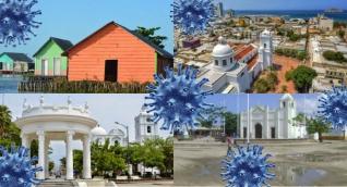 Municipios del norte del Magdalena