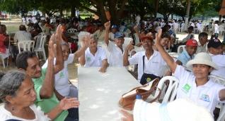 Ancianos de Santa Marta habían sido afectados por un error de redacción en el decreto.