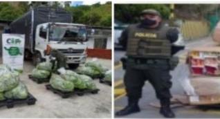 Durante la última semana, el CIIIP inspeccionó 294 vehículos que transportaban 4.129 animales, en los puestos de control articulados en las zonas de frontera.