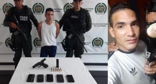 Tommy Masacre fue capturado por segunda vez, después de que se fugó en Barranquilla.