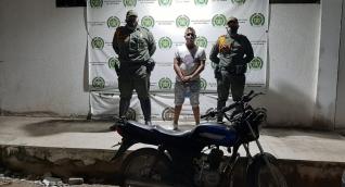 El capturado sería el responsable del homicidio de 'El Monro'.
