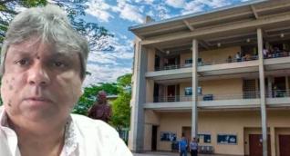 Representante de los docentes ante el Consejo Superior respaldó la institucionalidad del rector.