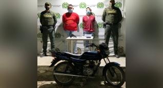 Venezolanos capturados por homicidio de alias 'Can' en Pescaíto.