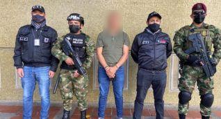 Alias 'Colacho' está sindicado del asesinato de un líder social y una excombatiente.