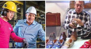 Christian Daes, presidente operativo de Tecnolgass, le hizo una propuesta de negocio a Mario Hernández.