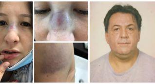 Guillermo León Reyes Velásquez fue denunciado por su propia hija, por violencia intrafamiliar.